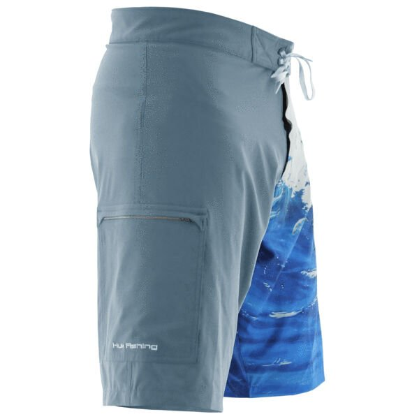 Huk Men's KC Scott Double Down Boardshort