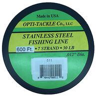 Opti-Tackle 30-lb. Copper Trolling Line, 600'