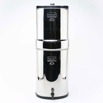 Crown Berkey, 6 Gallon Water Purifier with 2 Filters