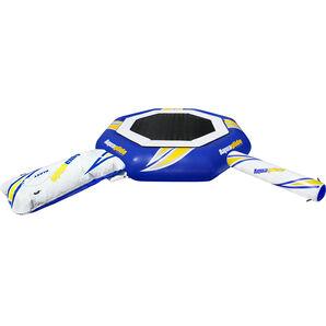 Aquaglide 17' Supertramp Trampoline With Blast And I-Log