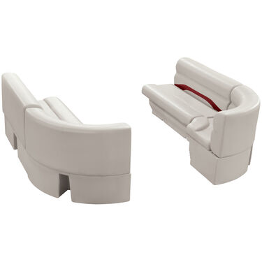 Toonmate Premium Pontoon Furniture Package, Large Front Bow Radius Group