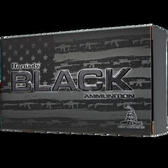 Hornady Black Rifle Ammunition, .300 AAC Blackout, 208-gr., A-Max