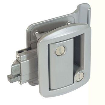 Global Classic Pro Trailer Lock, Gray