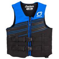 Overton's Men's BioLite Life Jacket With Flex-Fit V-Back - Blue - 2XL