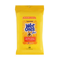 Wet Ones for Pets Dog Wipes with Aloe Vera, Tropical Splash Scent, 30-Count