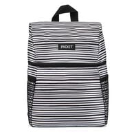 Freezable Lunch Backpack, Striped