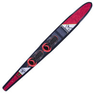 HO Freeride Slalom Waterski With Double Free-Max Bindings