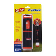 Glad for Pets Bright Leash Waste Bag Dispenser with Flashlight