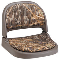 Attwood Proform Green Fold-Down Boat Seat With Shadow Grass