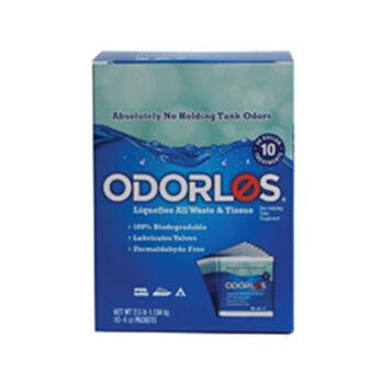 Odorlos Dry 10 pack, 4oz. ea.