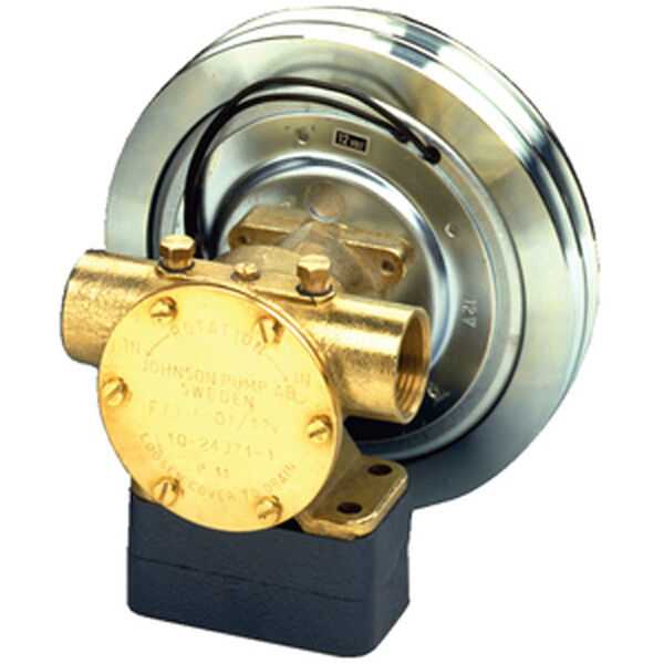 Johnson Pump F7B-50017 Flexible Impeller Engine Driven Pump