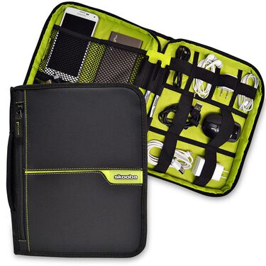 Cable Stable Deluxe Travel Accessory Organizer