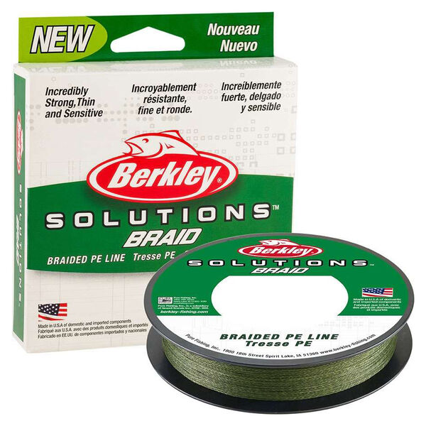 Berkley Solutions Braid