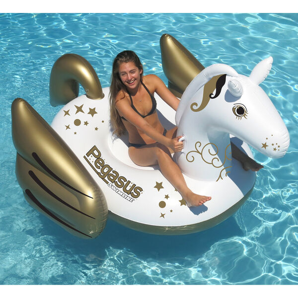 Swimline Giant Pegasus Ride-On Float