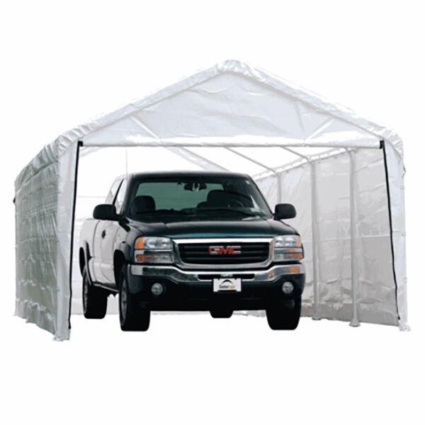 ShelterLogic Enclosure Kit Only For 12' x 26' Canopy