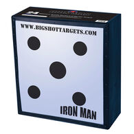 "Big Shot Iron Man 24"" High Kinetic Energy Crossbow Target"