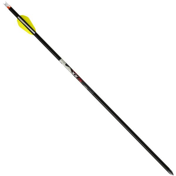 "TenPoint XX75 20"" Arrows with Alpha Nocks, 3-pack"