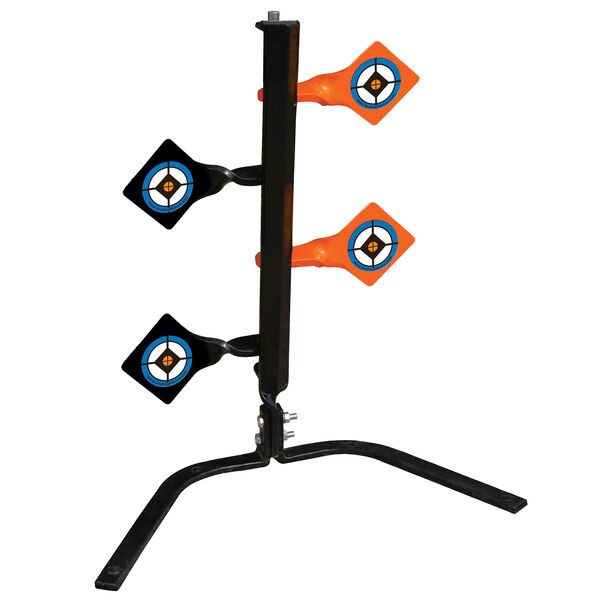 Do-All Outdoors 9mm to .30-06 Steel Roundup Dueling Tree Target
