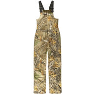 Hunter's Choice Women's Gritty Insulated Bib, Realtree Edge Camo