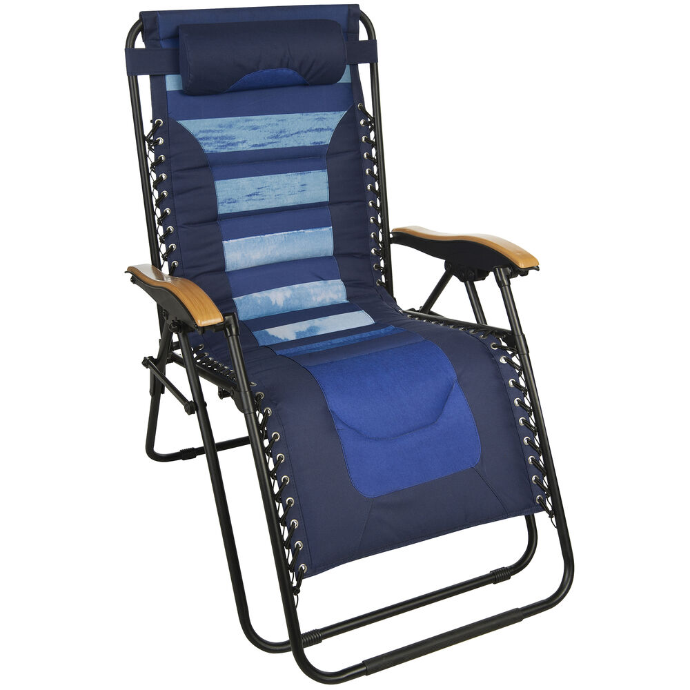 Captiva Designs Pattern Zero Gravity Recliner Camping World
