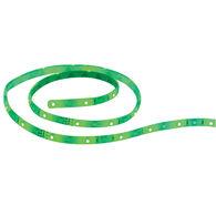 "T-H Marine LED Flex Strip Rope Light, 12""L - Green"