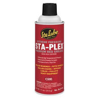 Sta-Lube Sta-Plex Premium Red Grease, 11 oz.