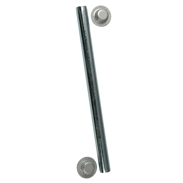 """Smith Roller Shaft With Cap Nuts, 8-7/8""""L"""
