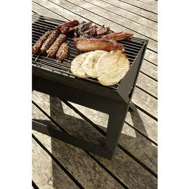 Hot Spot Notebook Charcoal Grill