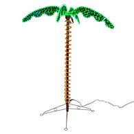 Light Up 4.5' Palm Tree