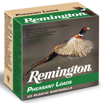 "Remington Pheasant Loads, 20-ga., 2-3/4"", 1-oz."