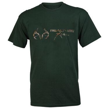 Gildan Men's Camo Logo Short-Sleeve Tee