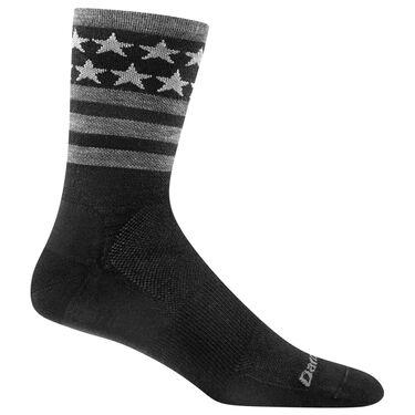 Darn Tough Men's Stars/Stripes Micro Crew Sock