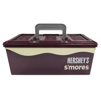 Hershey's S'mores Caddy with Tray