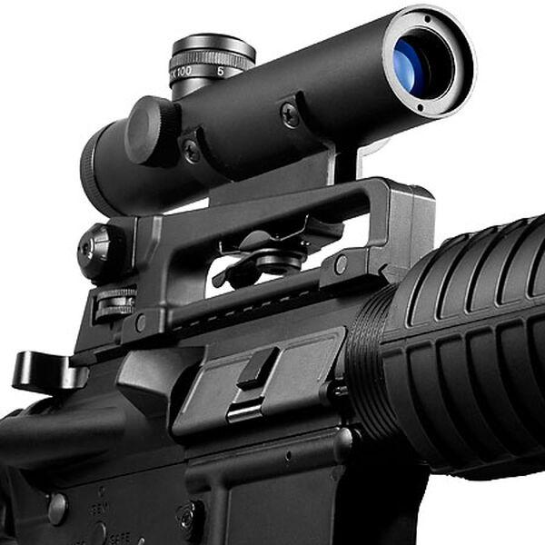 Barska Electro Sight M-16/A-15 Carry Handle Scope, 4x20