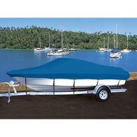 Hot Shot Coated Polyester Cover For Boston Whaler 21 Ventura 6-18In Bow Rails