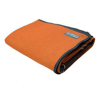 Sand Free Mat, Orange - 8' x 8'