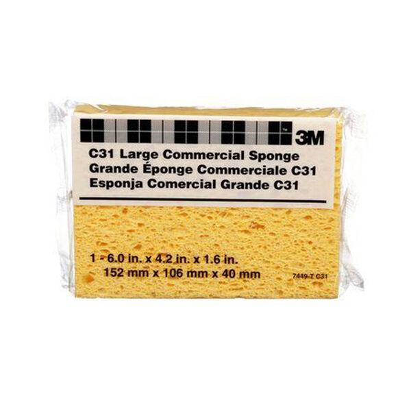 3M Commercial Size Sponge, Small