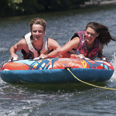 Rave Prism 2-Person Towable Tube