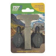 TST 507rv Tire Monitor System - Monitors PSI and Temperature -Flow Through System, 2-pack