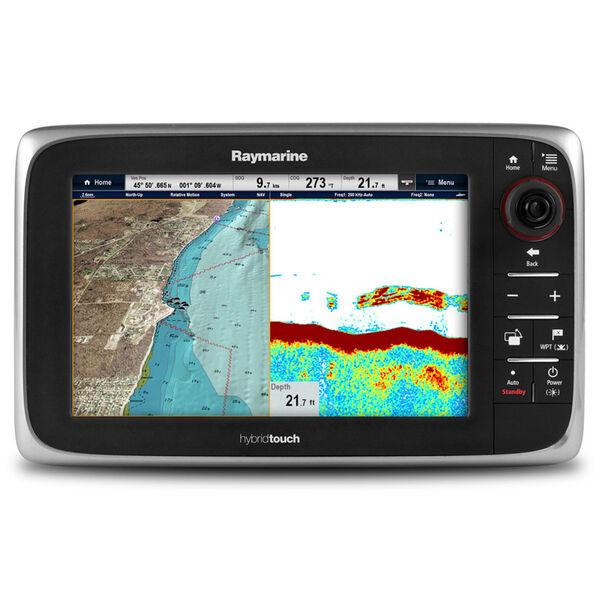 "Raymarine e97 9"" Chartplotter/Fishfinder With NOAA Vector Charts"
