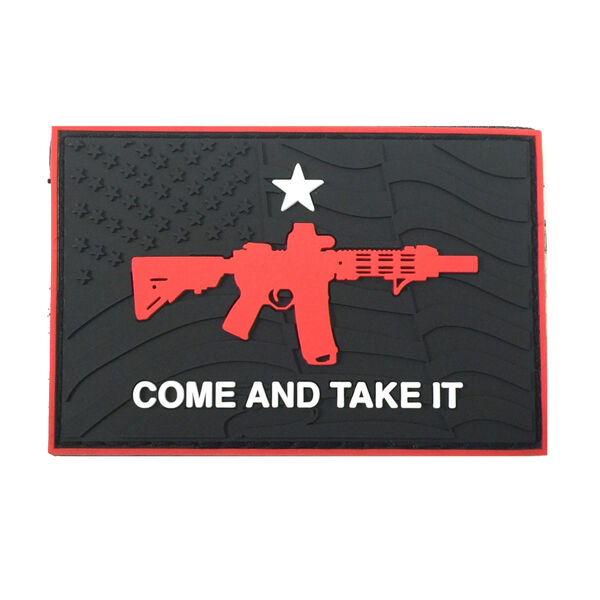 Patriot Patch Come And Take It AR-15 Patch