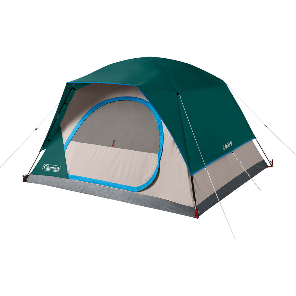 Coleman 4 Person Skydome Camping Tent Camping World