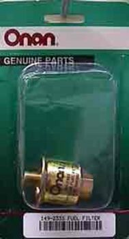 Fuel Filter, Emerald Plus 6500, 6300, 5000, 4000