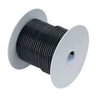 Ancor Black Tinned Copper Wire (16 AWG), 500'