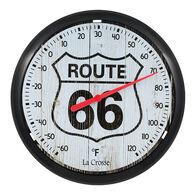 """La Crosse 8"""" Route 66 Thermometer"""
