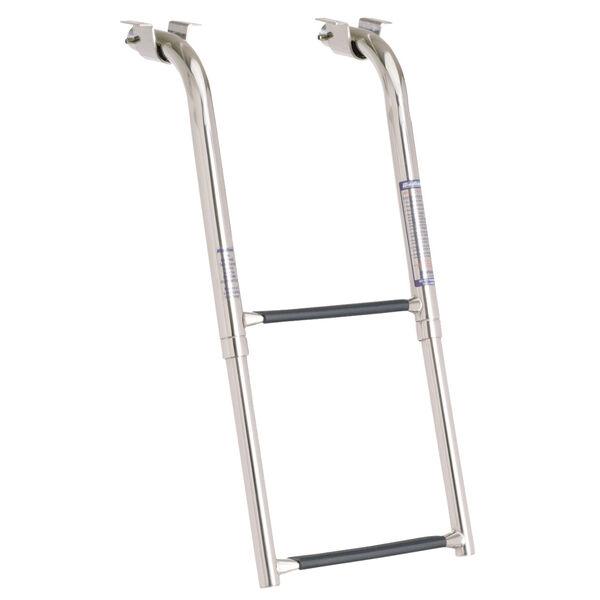 Dockmate Telescoping Under-Platform Ladder, 2-Step