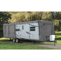 Camco ULTRAGuard Class C/Travel Trailer RV Cover