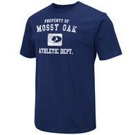Mossy Oak Men's Property Of Short-Sleeve Tee