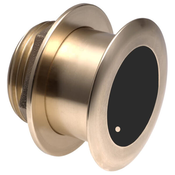 Garmin Airmar B164 12° Tilted Element Depth/Temp Thru-Hull Transducer