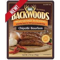 LEM Backwoods Chipotle Bourbon Fresh Sausage Seasoning, 5 lbs.